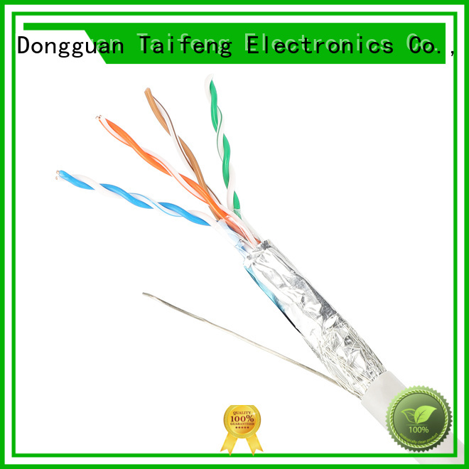 high-quality cat 5 patch cable copper supplier for Suburban use