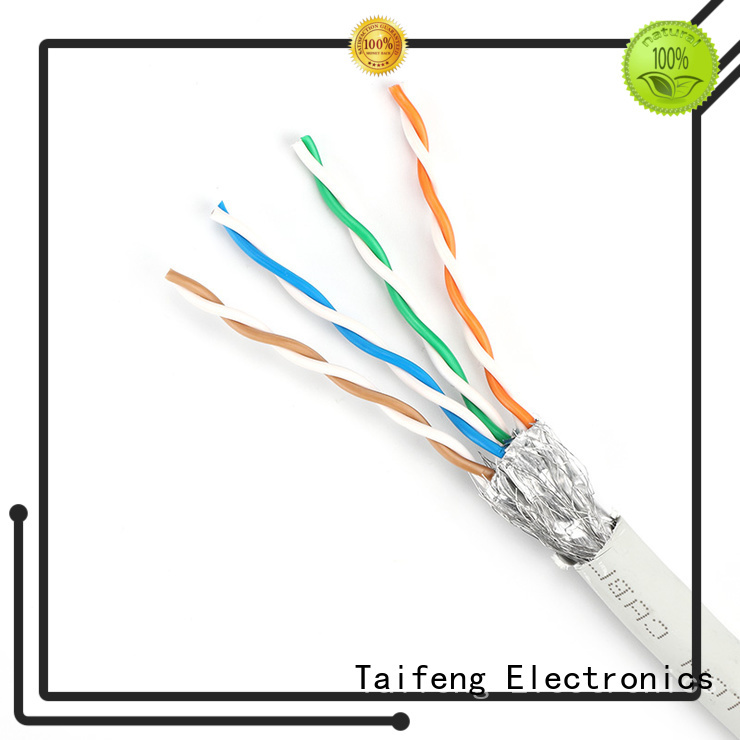 Taifeng Electronics lan shielded ethernet cable order now for home use