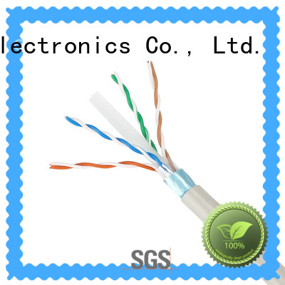Taifeng Electronics taifeng cat6a cable price owner for home use