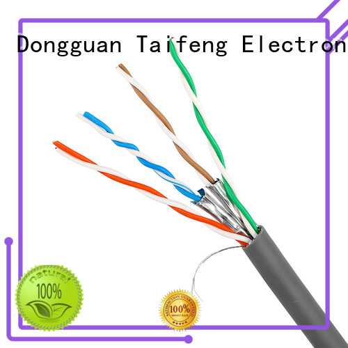 Taifeng Electronics cat5e cat5e ethernet cable wholesale for hotel