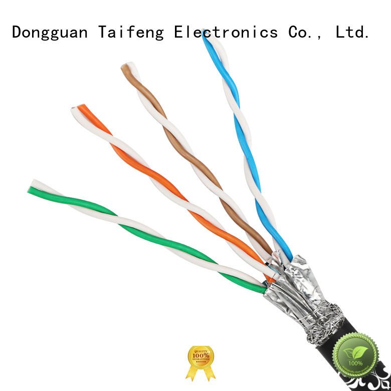 fine-quality ethernet cat 7 cable bulk production for home use
