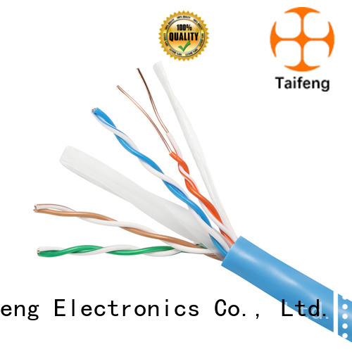 newly cat6 cable pairs factory price for rural use