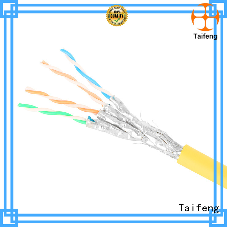 low cost cat 8 ethernet cable sstpcat8ethernet factory price for rural use
