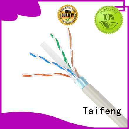 Taifeng Electronics lan cat6a ethernet cable wholesale for hotel