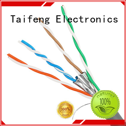 multi-use cat 6a cable 105854pairs free design for rural use
