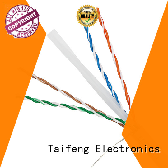 Taifeng Electronics superior waterproof cable bulk production