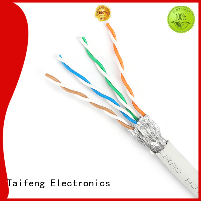 Taifeng Electronics advanced outdoor cat5 cable free quote for rural use