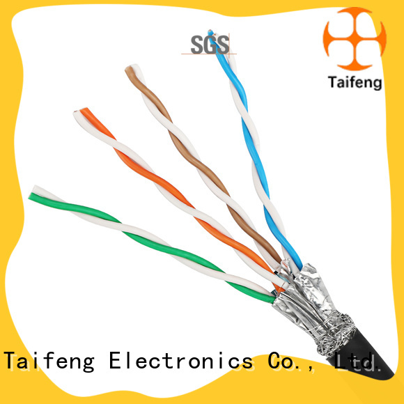 Taifeng Electronics solid cat 7 ethernet cable free design for home use