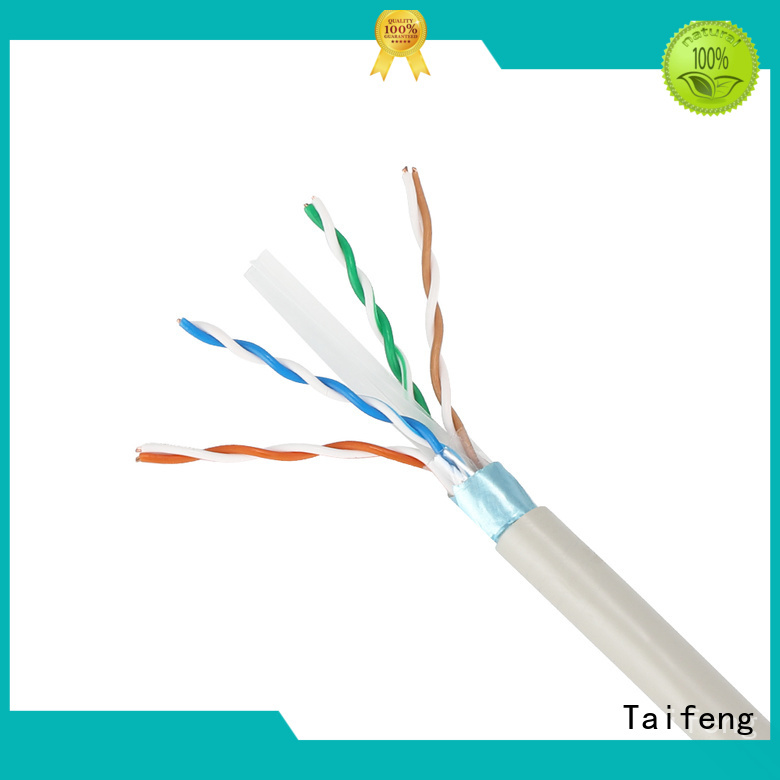 Taifeng Electronics inexpensive cat 6 ethernet cable free design for hotel