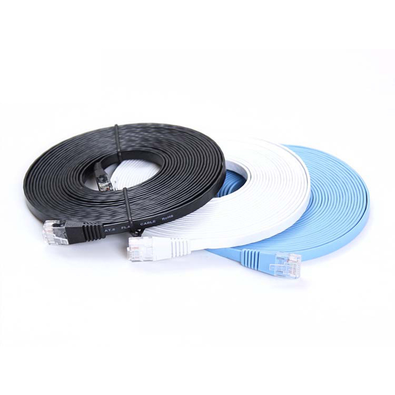 TAIFENG CAT6 FLAT PATCH CORD