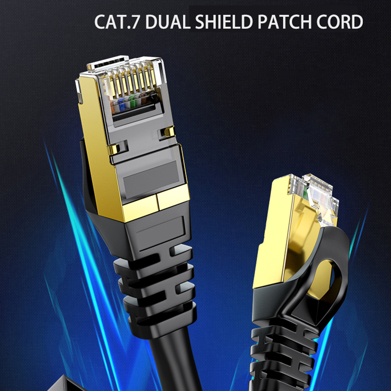 Taifeng-CAT6A shield patch cord