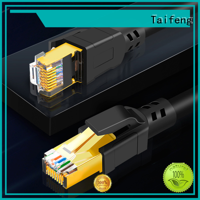 Taifeng Electronics patch cord fibra optica manufacture for home use
