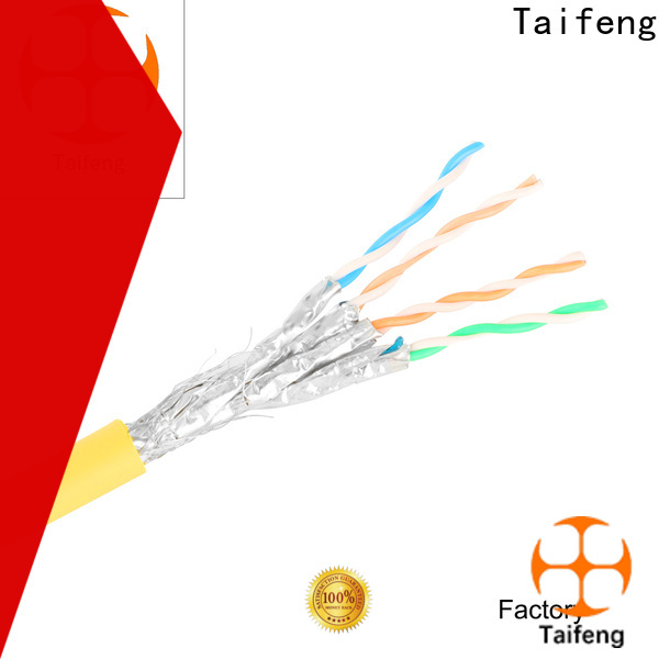 Taifeng Electronics stable types of network cables long-term-use for hotel