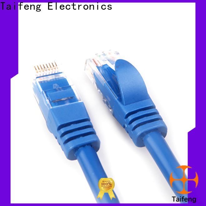 Taifeng Electronics durable cable patch cord experts for switch cabinet