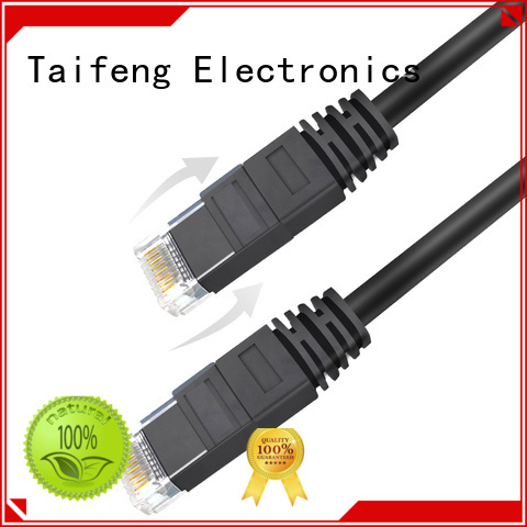 Taifeng Electronics low cost patch cord supplier for home use
