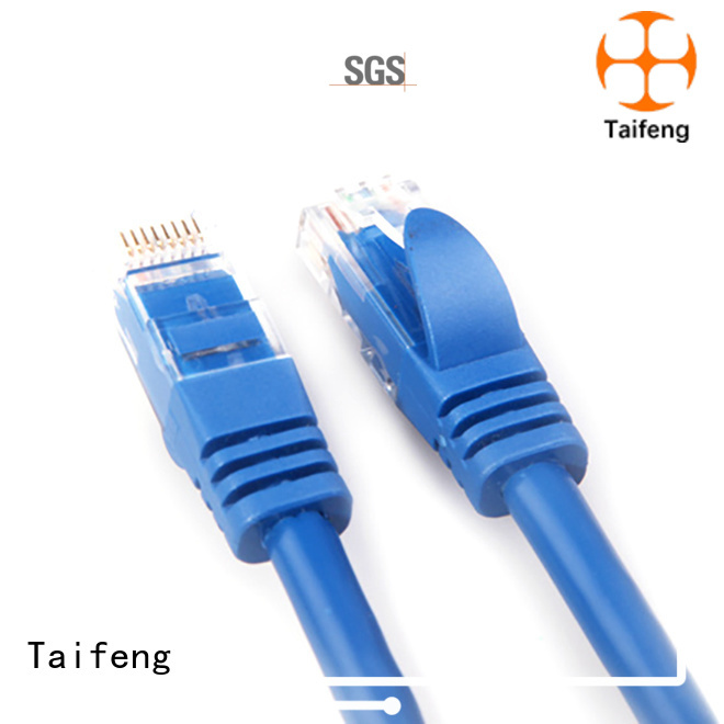 Taifeng Electronics multi-use patch cord fibra optica experts for hotel