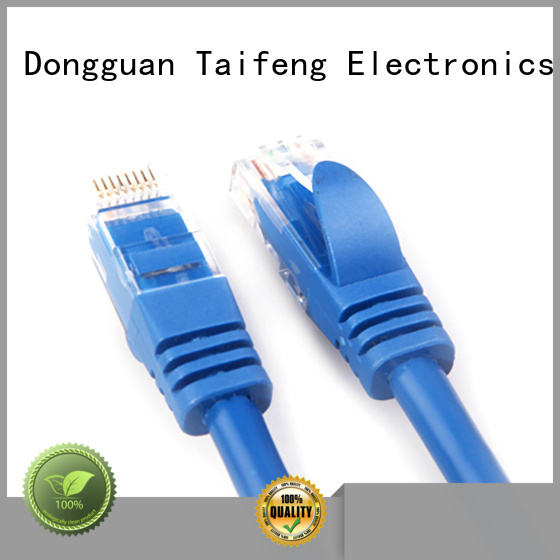 Taifeng Electronics stable cable patch cord supplier