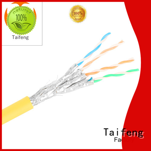 Taifeng Electronics fine-quality types of network cables China