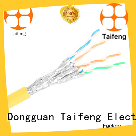 Taifeng Electronics sftp types of network cables widely-use for rural use